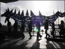Dai the Blue Dragon