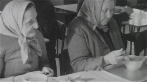 Polish residents at Ilford Park