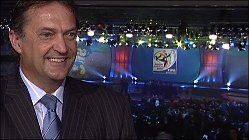 Former England international Gary Mabbutt