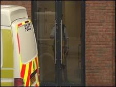 Belfast flats were body was found