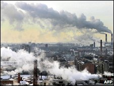 St Petersburg skyline - archive photo