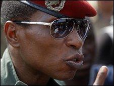 Guinea President Moussa Dadis Camara