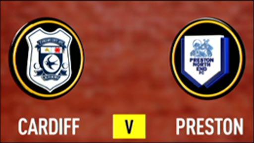 Cardiff 1-0 Preston
