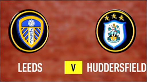Leeds 2-2 Huddersfield