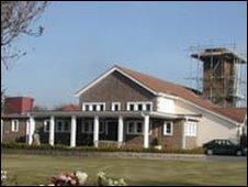 Jersey crematorium