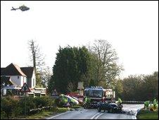 Arundel crash