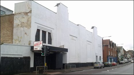 St Albans Odeon