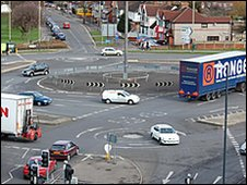 Magic Roundabout, Swindon