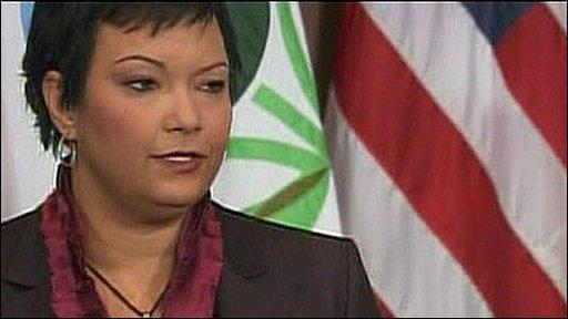 Lisa Jackson, EPA administrator