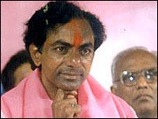 K Chandrasekara Rao