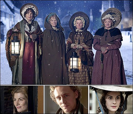 Cranford cast members old and new