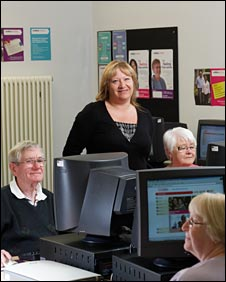 A UK Online centre