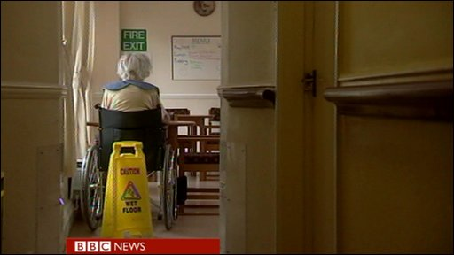 """""""Can Gerry Robinson Fix Dementia Care Homes?"""" tonight at 9pm, BBC One"""