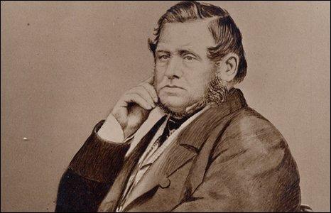 John Vaughan. Picture: Dorman Museum