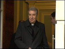 Papal Nuncio Archbishop Giuseppe Leanza