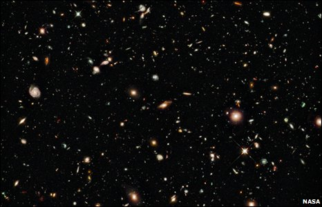 Hubble Ultra Deep Field (Nasa)
