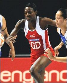 England defender Sonia Mkoloma