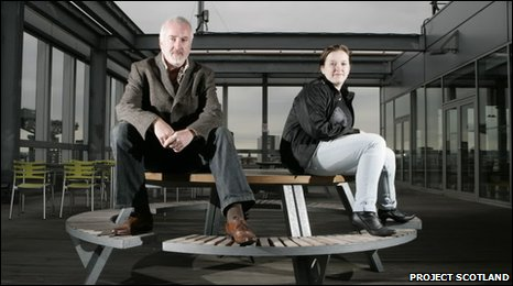Frank Miller and Elizabeth Baillie (Project Scotland)