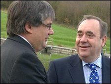 Scottish and Southern Energy's Ian Marchant is the chair of the body