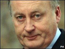 Northern Ireland Secretary of State Shaun Woodward