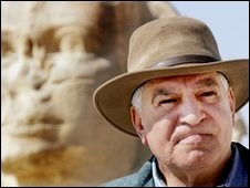 Dr Zahi Hawass
