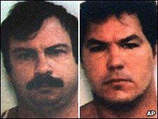 Fernando Gonzalez (L) and Ramon Labanino (file image)