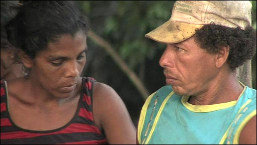Paulo Dos Santos lives in Boa Frente in the Amazon