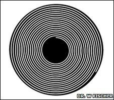 hypothetical spiral mushroom