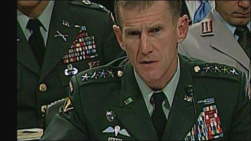 Gen McChrystal