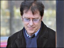 Michael Barrett, better known as pop star Shakin Stevens, appeared in court at Ballymena