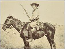 Baden-Powell in 1896