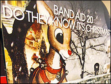 Band Aid 20 cover