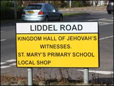Liddel Road