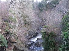 River Braan near Dunkeld