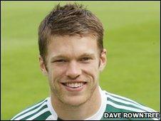 New QPR striker Jamie Mackie