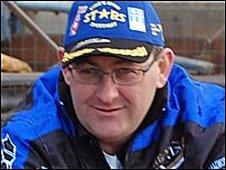 King's Lynn Stars promoter Buster Chapman