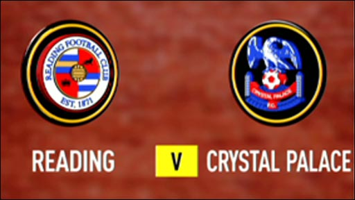 Ready 2-4 Crystal Palace