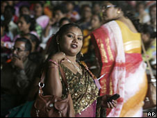 Sex workers in Calcutta
