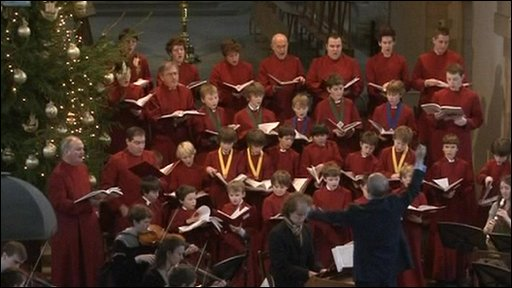 Portsmouth Cathedral Choir