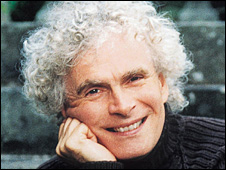 Sir Simon Rattle - picture courtesy of Simon Fowler