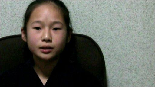 Yuna from Japan
