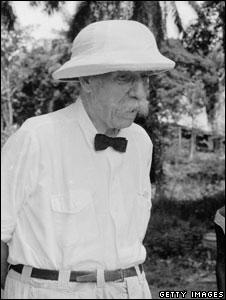Albert Schweitzer, 1960s
