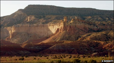 Ghost Ranch (S Nesbitt)