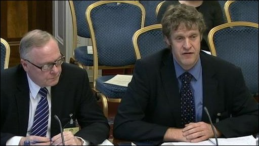 Northern Ireland Community Relations Council gave evidence to the committee