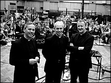 The Priests at Abbey Road