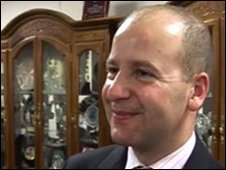 Welsh FA chief executive Jonathan Ford