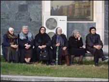 Women in Tirana