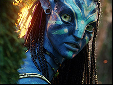 Zoe Saldana as Neytiri