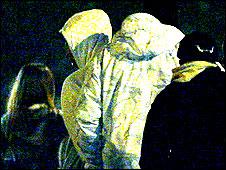 People feel intimidated by gangs of 'hoodies'