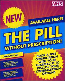 Pill poster